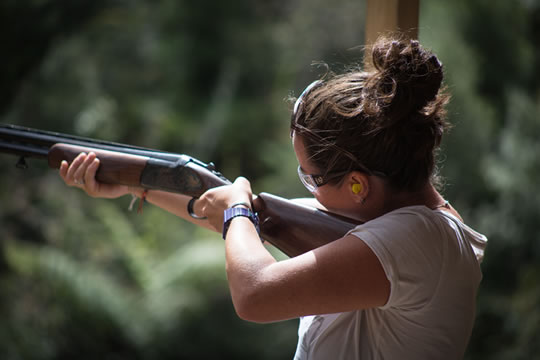 Rotorua Clay Pigeon Shooting