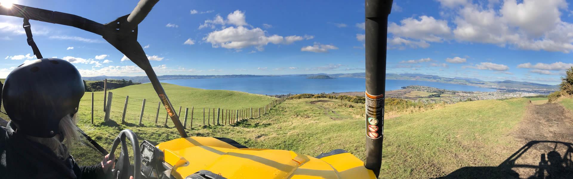 Rotorua Quad Bikes at Rotorua Adventure Playground